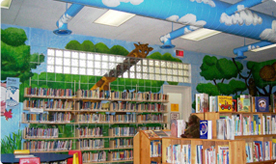 Patricia M. Boyer Children's Library