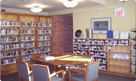 Robert J. Boyer Reading Room