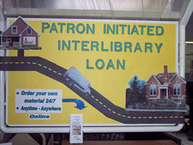 Display Interlibrary Loan