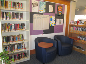 Young Adult Corner