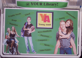 Display Young Adults