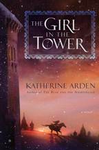 Girl in the tower