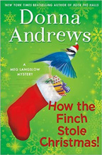 How Finch Stole Christmas