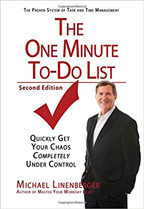 One Minute To Do List